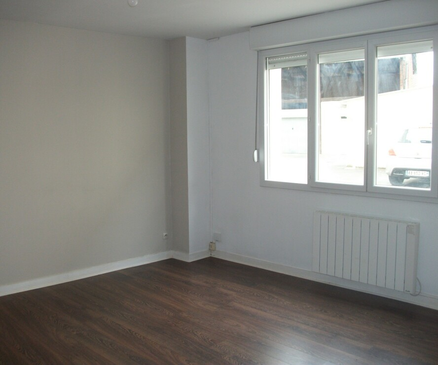 Location Appartement 1 pièce 27m² Chauny (02300) - photo