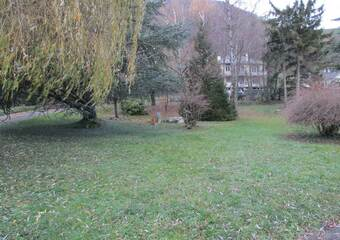 Vente Terrain 1 668m² Le Gua (38450) - photo