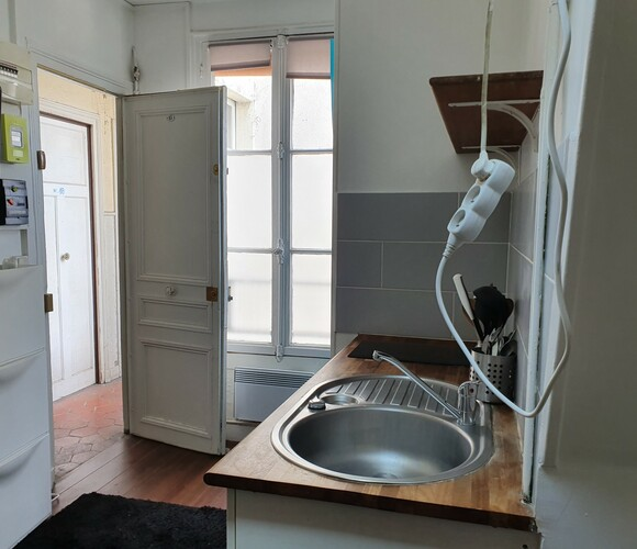 Sale Apartment 1 room 8m² Paris 10 (75010) - photo