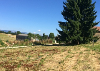 Vente Terrain 800m² Les Abrets (38490) - photo