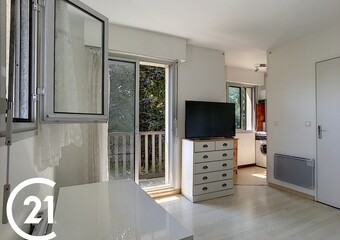 Vente Appartement 1 pièce 20m² Cabourg (14390) - photo
