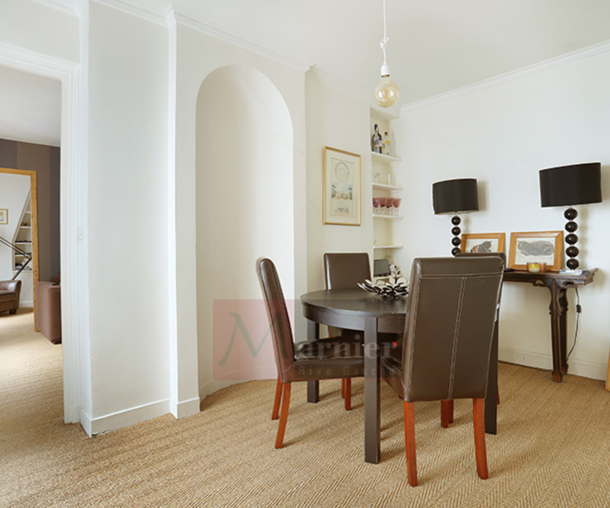Vente Appartement 3 pièces 43m² Paris 06 (75006) - photo