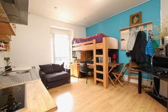 Vente Appartement 1 pièce 20m² Asnières-sur-Seine (92600) - photo