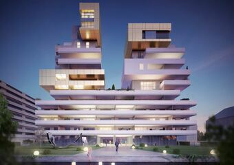 Vente Appartement 5 pièces 117m² Mulhouse (68100) - photo