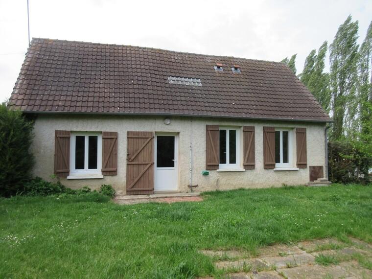 Location Maison 2 pièces 44m² Hardencourt-Cocherel (27120) - photo