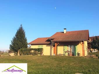 Vente Maison 100m² Les Abrets (38490) - photo