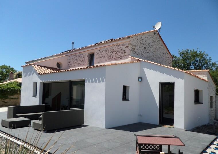 Vente Maison 5 pièces 170m² Olonne-sur-Mer (85340) - photo
