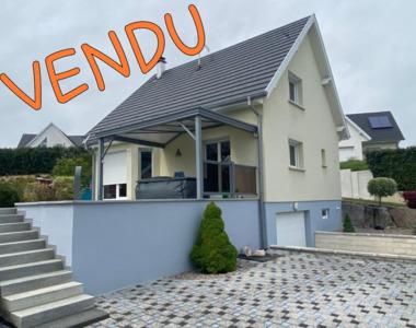 Vente Maison 5 pièces 114m² Schlierbach (68440) - photo