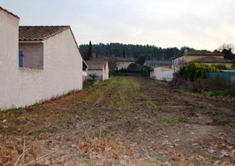 Vente Terrain 1 268m² Peyrolles - photo