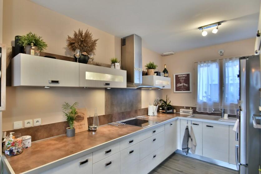 Vente Maison 4 pièces 82m² Cranves-Sales (74380) - photo