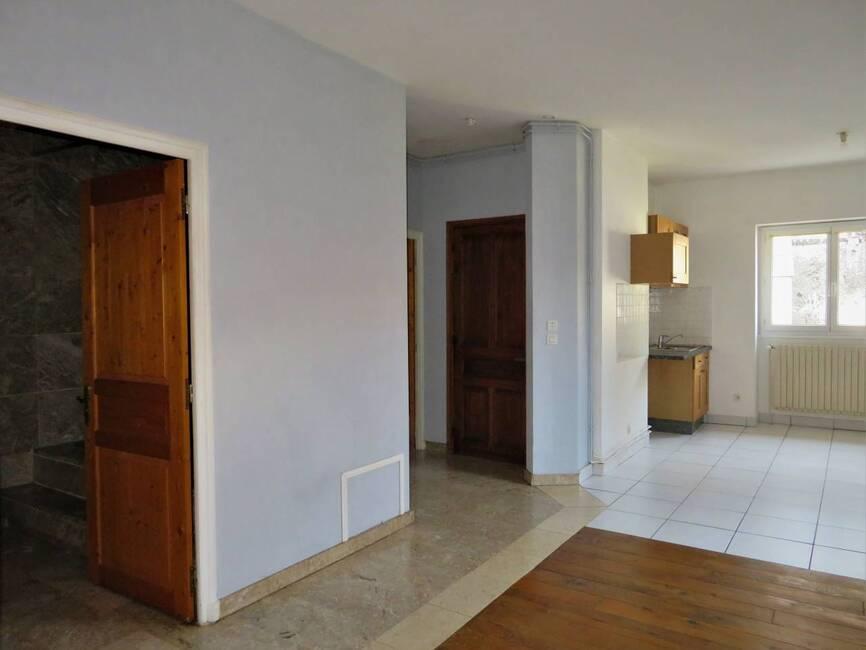 Vente Appartement 3 pièces 66m² Le Bourg-d'Oisans (38520) - photo