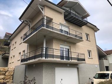 Location Appartement 4 pièces 77m² Rives (38140) - photo