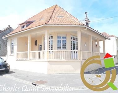 Sale House 9 rooms 177m² Merlimont (62155) - photo