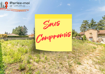 Vente Terrain 682m² Saint-Symphorien-de-Lay (42470) - photo