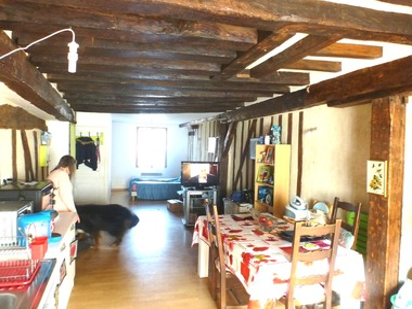 Vente Maison 4 pièces 186m² Houdan (78550) - photo