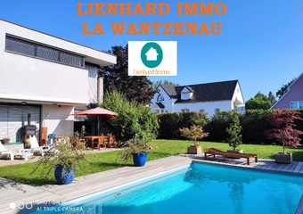 Vente Maison 7 pièces 187m² La Wantzenau (67610) - Photo 1
