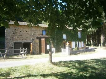 Vente Maison 4 pièces 80m² Saint-Bonnet-des-Bruyères (69790) - Photo 1