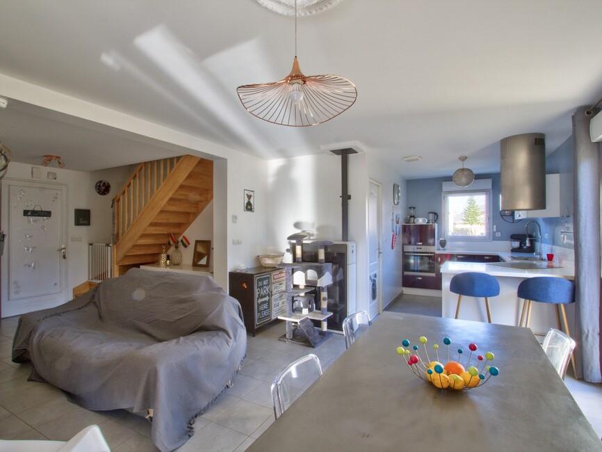 Vente Maison 4 pièces 96m² Frontenex (73460) - photo