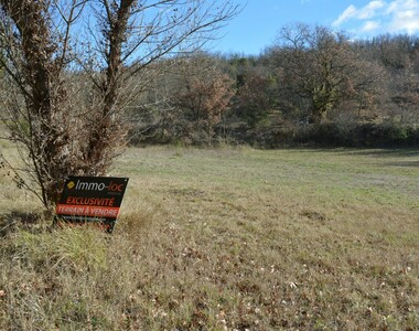 Vente Terrain 1 550m² Vallon-Pont-d'Arc (07150) - photo