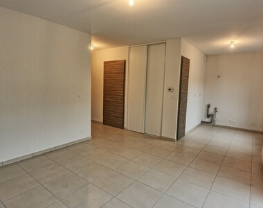 Vente Appartement 1 pièce 30m² Sallanches (74700) - photo