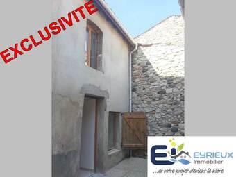 Vente Maison 2 pièces 45m² LE POUZIN - photo