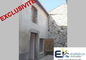 Vente Maison 2 pièces 45m² LE POUZIN - Photo 1