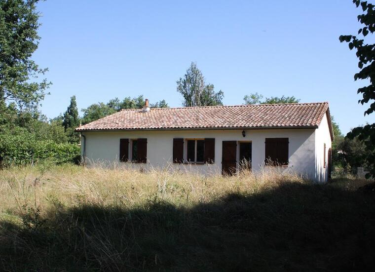 Vente Maison 5 pièces 100m² SECTEUR SAMATAN-LOMBEZ - photo