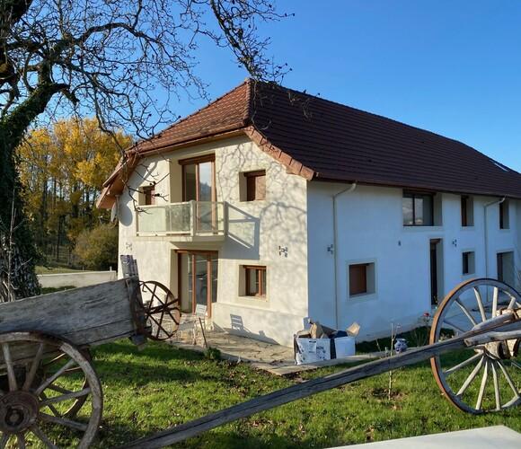 Vente Maison 8 pièces 198m² SUD DU LAC D'AIGUEBELETTE - photo