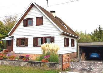 Vente Maison 6 pièces 88m² Sélestat (67600) - photo