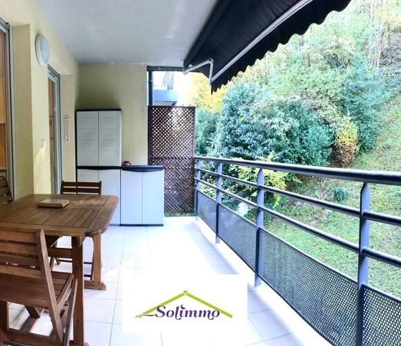 Vente Appartement 2 pièces 50m² Le Pont-de-Beauvoisin (38480) - photo