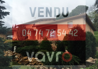 Vente Maison 4 pièces 158m² Collonges-au-Mont-d'Or (69660) - photo