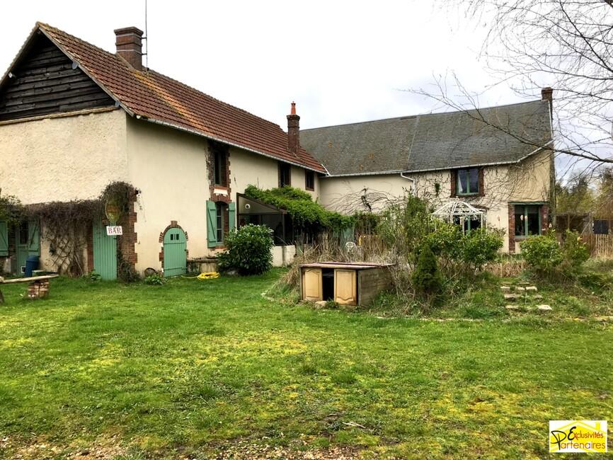 Vente Maison 7 pièces 228m² Boutigny-Prouais (28410) - photo