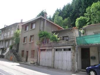 Vente Maison 6 pièces 109m² SAINT MARTIN DE VALAMAS - photo