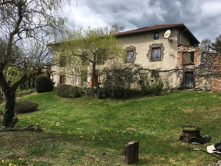 Vente Maison 4 pièces 160m² Amplepuis (69550) - photo