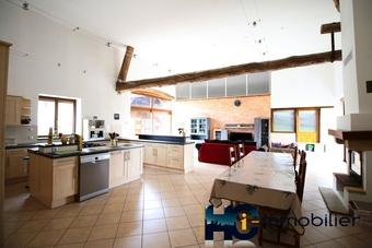 Vente Maison 7 pièces 224m² Varennes-le-Grand (71240) - photo