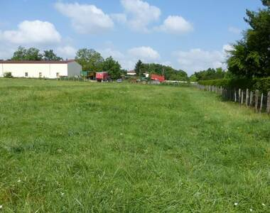 Vente Terrain 1 400m² Thodure (38260) - photo