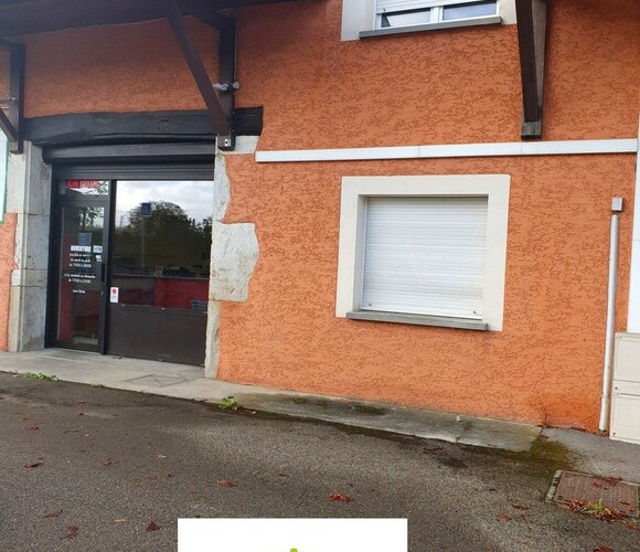 Vente Local commercial 3 pièces 42m² Vézeronce-Curtin (38510) - photo