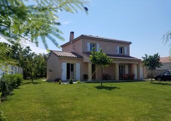 Vente Maison 7 pièces 120m² Saint-Marcel-lès-Valence (26320) - photo