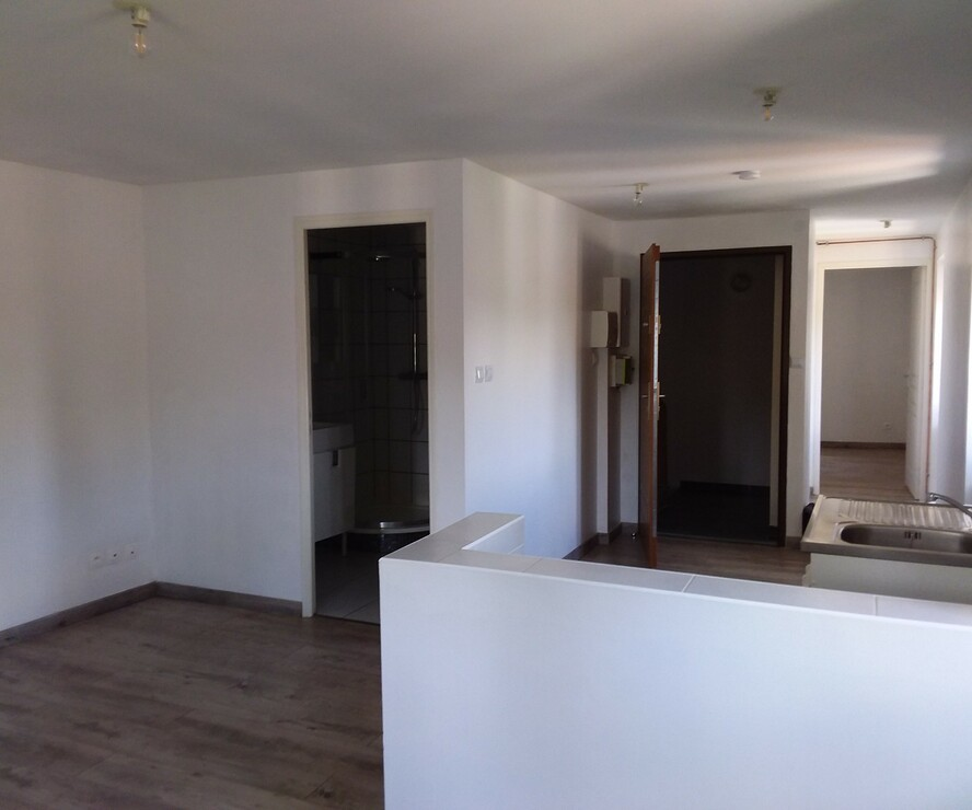 Location Appartement 2 pièces 39m² Bourg-de-Thizy (69240) - photo