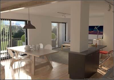 Sale Apartment 4 rooms 81m² MORILLON - Photo 2