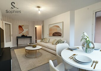 Vente Appartement 3 pièces 68m² Eybens (38320) - Photo 1