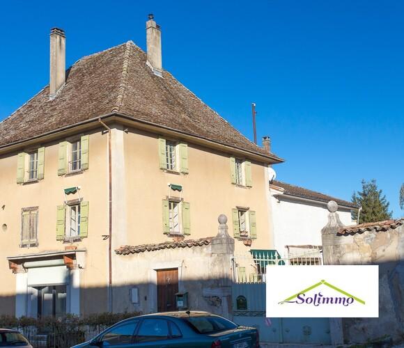 Vente Maison 12 pièces 200m² Virieu (38730) - photo