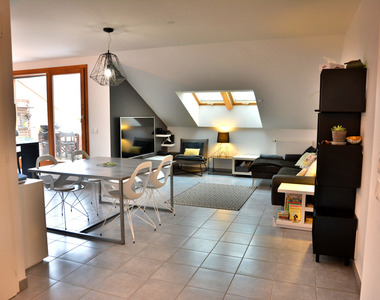 Vente Appartement 4 pièces 76m² Boëge (74420) - photo