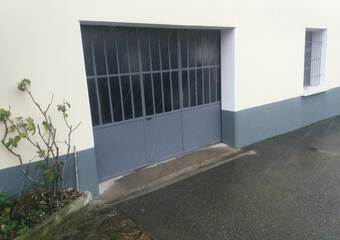 Location Garage 16m² Saint-Martin-le-Vinoux (38950) - photo