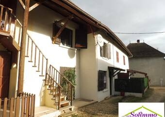 Vente Maison 4 pièces 84m² Morestel (38510) - photo