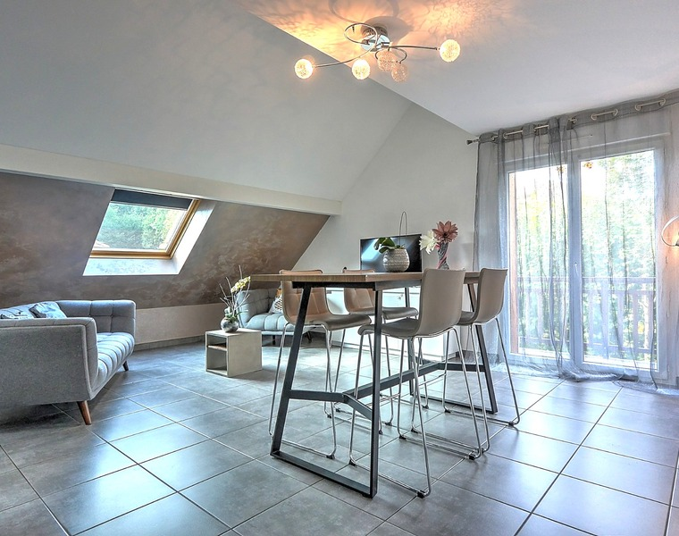 Vente Appartement 4 pièces 88m² Cornier (74800) - photo