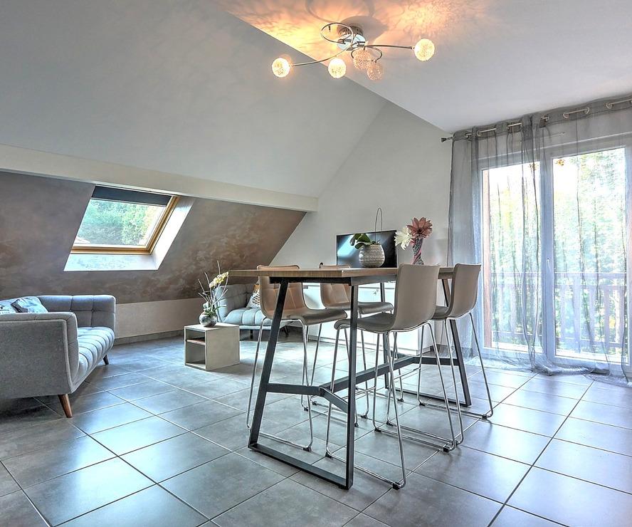 Vente Appartement 4 pièces 88m² Cornier (74800) - photo