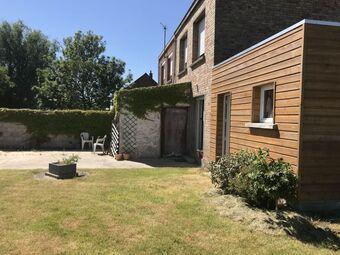 Vente Maison 5 pièces 70m² Looberghe (59630) - photo