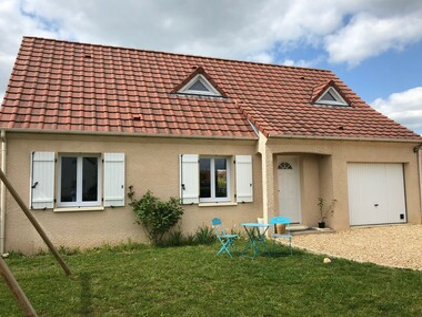 Vente Maison 4 pièces 95m² Poilly-lez-Gien (45500) - photo