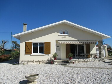 Location Maison 3 pièces 81m² Audenge (33980) - photo